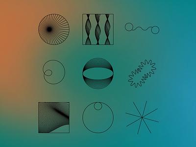 Gnosis Safe - digital assets abstract explainer illustration motion after effects motion design 2d animation mograph motion graphics animation
