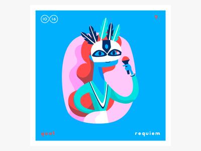 No.9—Goat