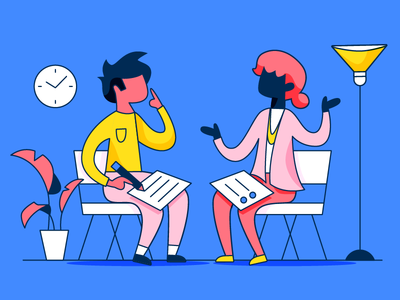 Employee Experience employees illustration