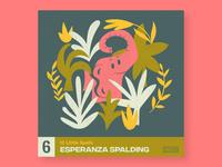 6. Esperanza Spalding
