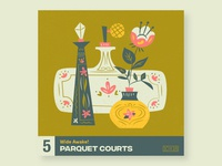 5. Parquet Courts