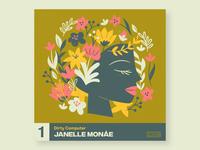 1. Janelle Monáe