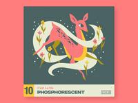 10. Phosphorescent