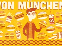 Even disembodied torsos enjoy a good burger or two.