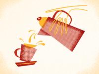 Coffee me, please.