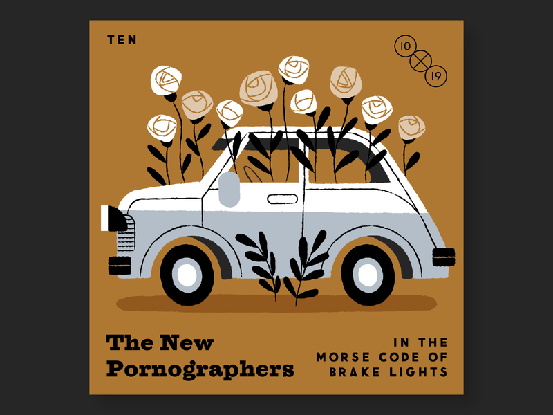 10. The New Pornographers