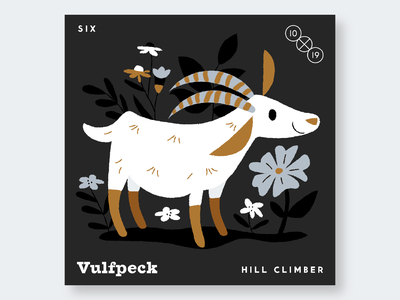 6. Vulfpeck record albums 10x19 music illustration