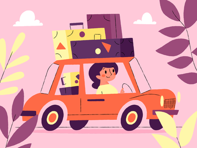 Moving card by Anna Hurley on Dribbble