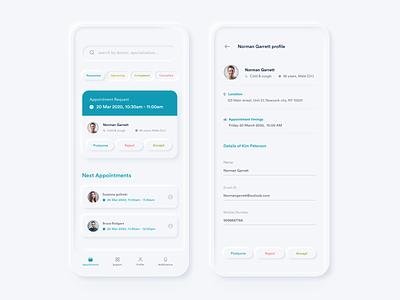 Doctor appointment booking icons minimal design landingpage app design neumorphism skeumorphism medical booking appointments doctor