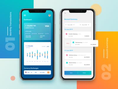 Payments App Design