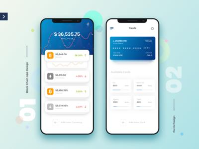 Block Chain App Design