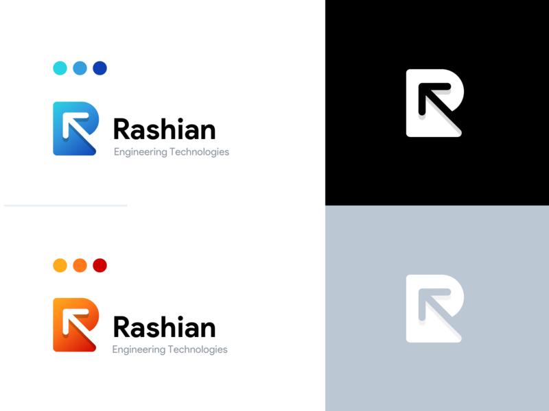 Logo Design logo shades branding logo design branding technology engineering logo design