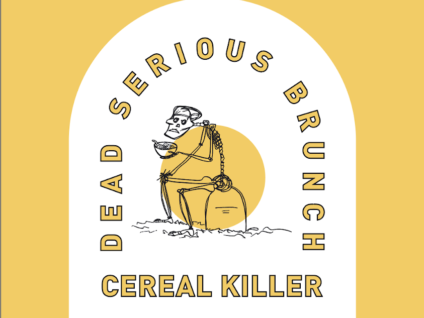Cereal Killer T-shirt concept (not selected)