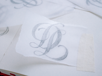 Learn to Draw a Monogram