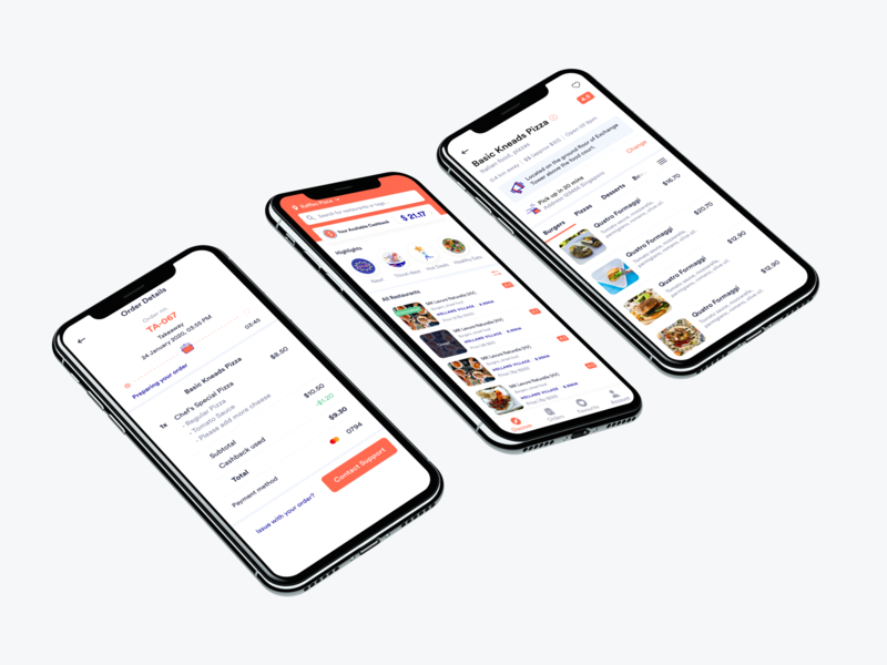 Eatsy Redesign Product
