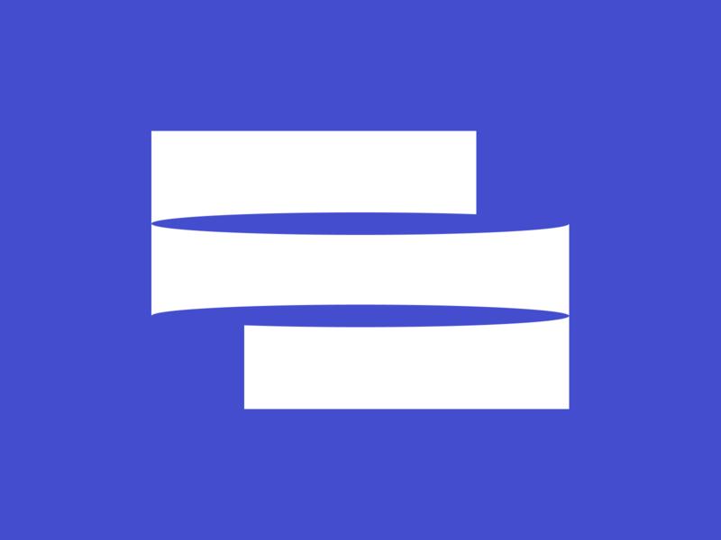 Magic S logo branding mobile app brand mark logo s retro
