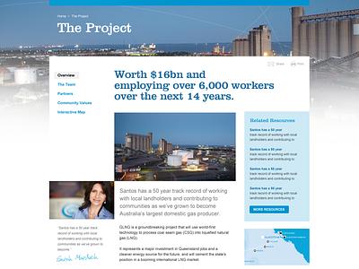 Santos Project Page