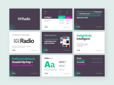 ABC Radio Brand Guidelines