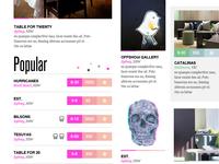 MoreTheMerrier - Homepage