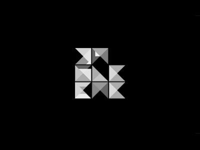Logo Yaglebok Concept logo fashion social network angular font