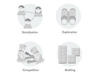 Graphics for Pug Pharm's website