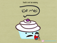 food is not an enemy