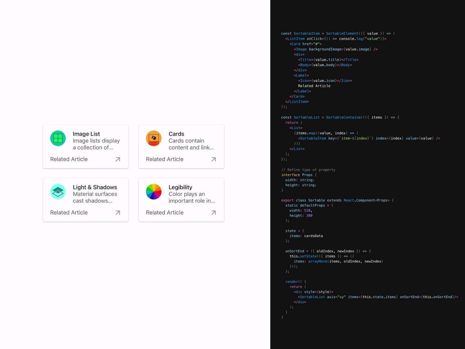 Zixuan Kevin Fan / Projects / framerx | Dribbble