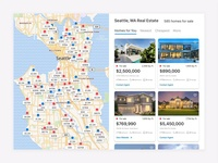 Zillow Web Redesign Concept