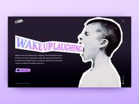 News Startup Video Page Design Exploration