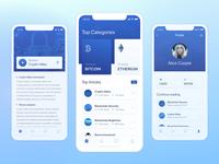 Mobile App Design for Knowledge Sharing Platform