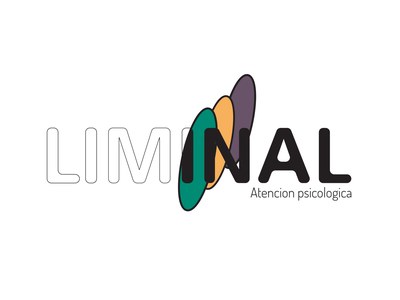 LIMINANL-Logo 3rd Alternative process layers graphicdesign alternative concepts feelings feels brain pacient mind psychologist psychology chameleon97logos branding design identity mexican concept