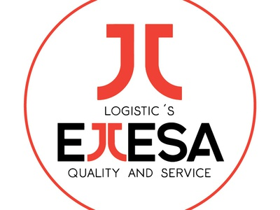 Logo for  ¨EJJESA¨ Logistic´s