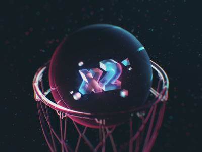 2 Dribbble Invites octane after effects 3d c4d invites dribbble