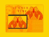 Summer — Challenge 2/7