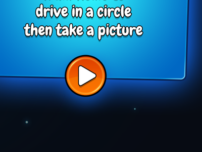 Challenge 1 play space game interface ui iphone ios