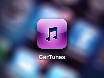 New CarTunes Icon