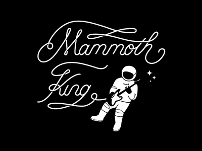 Mammoth King Shirt Design