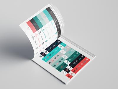Brand guide colorscheme colors coloringbook monogram logo brand color brand guide