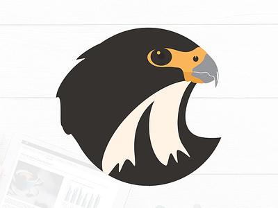 Sothern Falcon logo design logo falcon southern