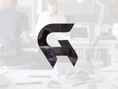 GH gh logotype g logo