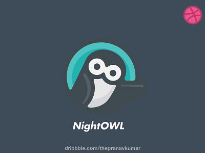 Nightowl Logo design branding logo design