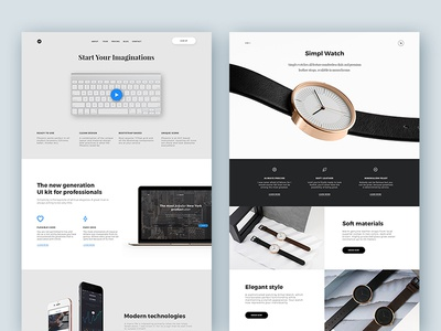 Phoenix Startup UI Kit Freebie