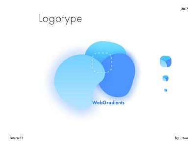 Web Gradients Logotype (Freebie) ui design ux clean flat inspiration freebie ui kit free download psd web sketch gradient