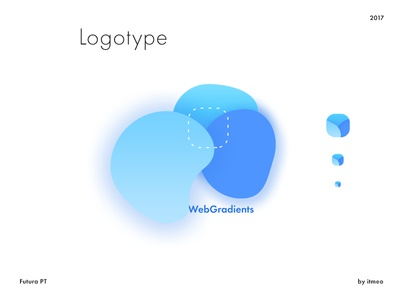 Web Gradients Logotype (Freebie)