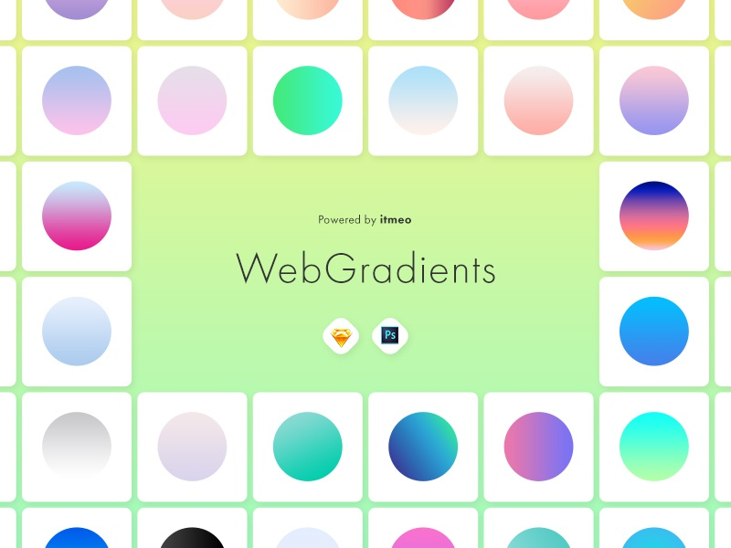 Download Web Gradients – Ultimate Collection of Gradients 🔥