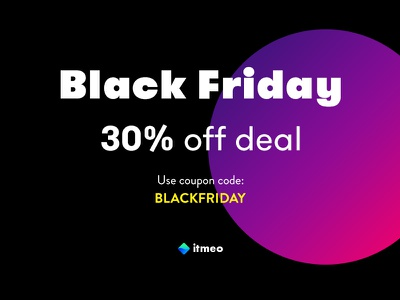 Black Friday 2017 ui kit animation download freebie free deal offer promo discount sale black friday