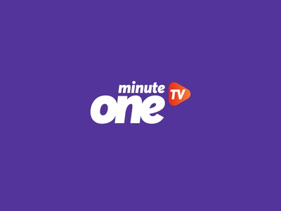 One Minute TV logo