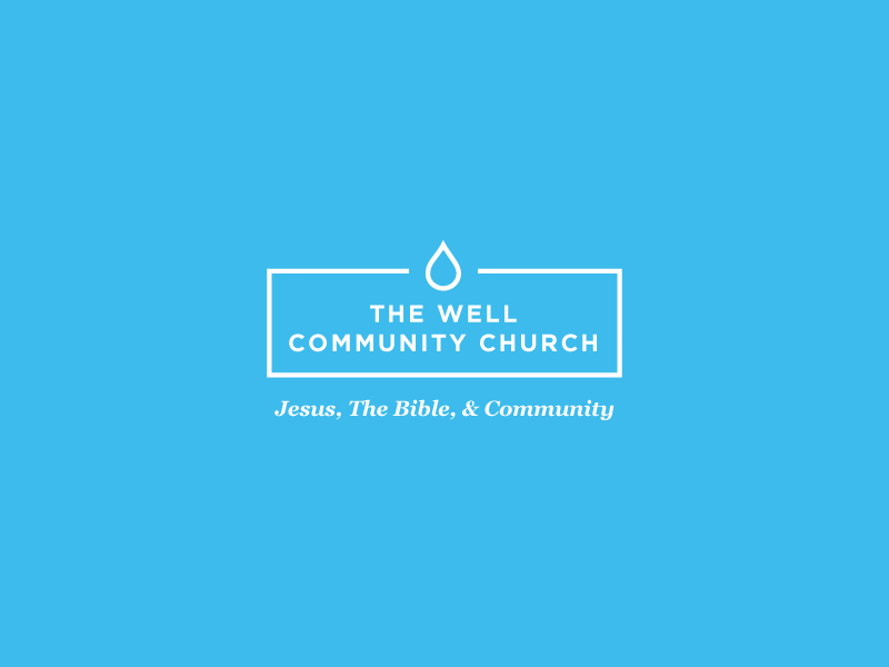 The Well Community Church - Main Logo & Tagline