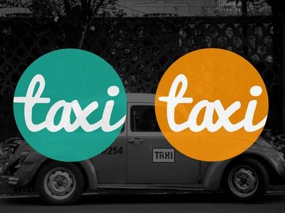 taxi logo ideas (advice please)