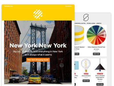 Made using Taxi newsletter email marketing email design emaildesign